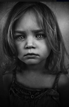 by Lee Jeffries on Black And White Portraits, Black And White Photography, Homeless People, Donatella Versace, Lee Jeffries, Beautiful Children, Female, Beauty, Amazing People