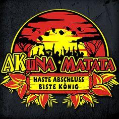 Abschlussklasse » AKuna Matata