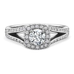Perfection. #Engagement #Ring