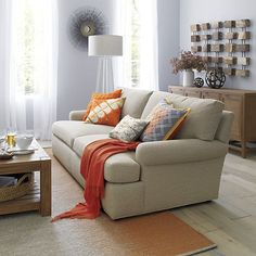 Ellyson Sofa | Crate and Barrel