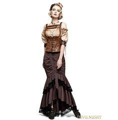 rebelsmarket_t_444_ow_ivory_steampunk_slash_neck_t_shirt_for_women__standard_tops_6.jpg