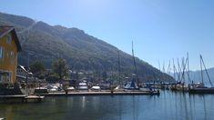 Gmunden Marina San Francisco Skyline, Travel, Voyage, Viajes, Traveling, Trips, Tourism