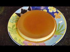 Denisse comparte su secreto para caramelizar el azúcar para un flan. Flan, Plates, Tableware, Cooking, Recipes, Pudding, Licence Plates, Creme Brulee, Dishes
