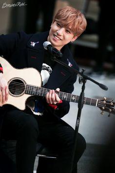 161227 pretty smile #sungjin #Day6