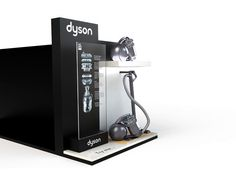 dyson display - Поиск в Google Pos Display, Display Design, Booth Design, Product Display, Display Ideas, Pop Design, Stand Design, Kiosk Design, Retail Design