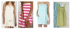 Centsational Girl » Blog Archive » DIY: Spa Towel Wrap
