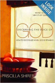 Discerning the Voice of God: How to Recognize When God is Speaking: Priscilla C. Shirer: 9780802450128: Amazon.com: Books