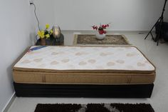 Memory foam mattress manufacturer in Mumbai,has the best choice for side sleepers.An innerspring mattress uses an internal support of metal springs for comfort and firmness.Order now from the best Pocket spring mattress manufacturer in Mumbai. Latex Mattress, Foam Mattress, Shopping In Mumbai, Navi Mumbai, Metal Spring, Mattress Springs, Best Mattress, Polyurethane Foam, Memory Foam