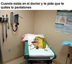 Incomodidad en el hospital Gracias a http://www.cuantocabron.com/ Si quieres leer la noticia completa visita: http://www.estoy-aburrido.com/incomodidad-en-el-hospital/