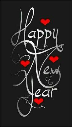 Happy New Year wallpaper by PerfumeVanilla - - Free on ZEDGE™ Happy New Year Pictures, Happy New Year Photo, Happy New Year Wallpaper, Happy New Year Message, Happy New Years Eve, Happy New Year Wishes, Happy New Year 2018, New Year Photos, Merry Christmas And Happy New Year