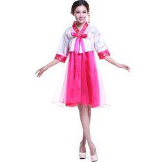 2016 hiver bleu vente chaude corée hanbok traditionnel costume coréenne hanbok robe classique costumes de danse pour les femmes dans Vêtements asiatiques et des Îles du pacifique de Nouveauté et une utilisation particulière sur AliExpress.com | Alibaba Group