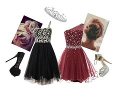 """""""Prom queen?"""" by xxabbeybearxx ❤ liked on Polyvore featuring Glamorous, De Blossom and Bling Jewelry"""