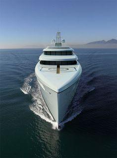 Vitruvius Acquaintance dévoilé au Monaco Yacht Show.
