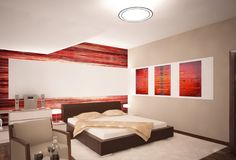 Bedroom – a place for relaxation and inspiration