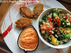 Vegetarische Köfte | Paprika meets Kardamom
