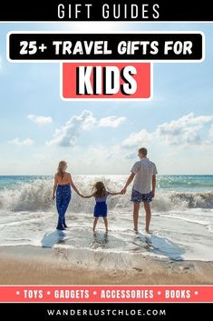 Looking for fun travel gifts for kids? Whether your little ones have got a dream of travelling the world, or you want some compact games and activities that will be easy to pack on your next adventure, here is the ultimate list of travel gifts for kids. Best Travel Gifts, New Travel, Travel With Kids, Family Travel, Travel Plan, Travel Tips, Travel Hacks, Travel Packing, Travel Destinations