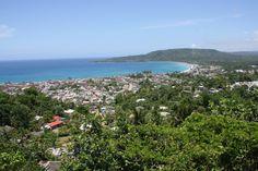 Uitzicht over #Baracoa in #Cuba, #travelsmartnl