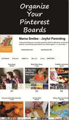How do you organize your boards? Pinterest Board Names, Apps, Blogging, It Goes On, Pinterest For Business, Found Out, Organization Hacks, Organization Station, Pinterest Marketing