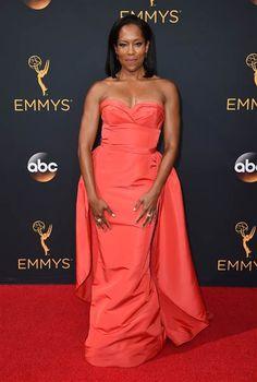 Regina King Emmys 2016 red carpet