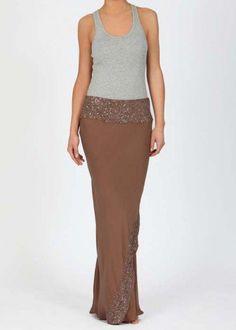 #hautehippiestore.com     #Skirt                    #Marianne #Embellished #Skirt                       The Marianne Embellished Skirt                                                http://www.seapai.com/product.aspx?PID=399324