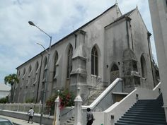 Trinity Methodist Church in Nassau, New Providence District