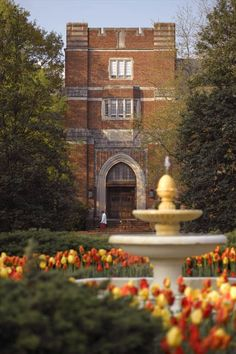 Keller Hall, University of Richmond, Virginia