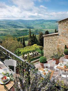Un voyage en Toscane