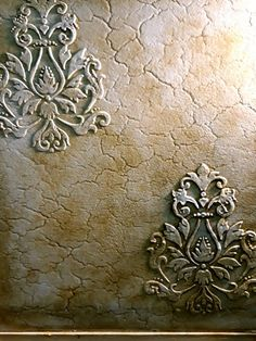 Art Display Panels, Camping Set Up, Southern Boutique, Gypsy Wedding, May Flowers, Stencil Painting, Textured Walls, Glass Art, Decoration