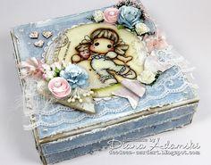 DeeDee´s Card Art: ♥ Live & Love Crafts DT-Summer Memories ♥