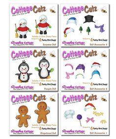 Peachy Keen Stamps: Peachy Keen and Cottage Cutz - Last sneak peek!!