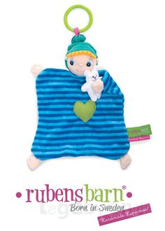 Rubens Barn Goodies - Stripy - Fra 0 år.