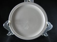 """Vintage Red Wing Dinnerware Hotel Restaurant Ivory Color 9 1/2"""" dinner plate by RuthiesCollectables on Etsy"""