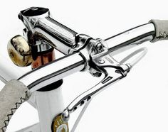 Handlebar + brake lever #bike #fixie #fixedgear