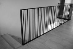 Side vertical pattern by Lüst Metallgestaltung / Kunstschmiede Staircase Handrail, Stair Railing, Banisters, Railing Design, Staircase Design, Railing Ideas, Interior Stairs, Interior Architecture, Interior Design