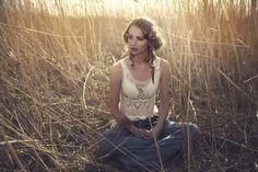 Tineke by Sacha van Manen on 500px, softlight , romantic, sunset , fashion