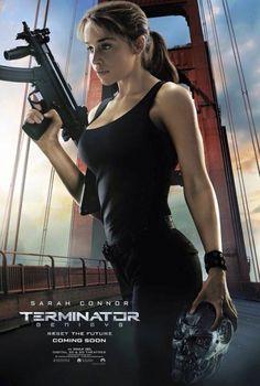 terminator genisys poster - Buscar con Google