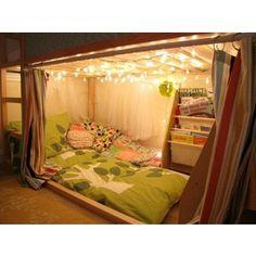 Brooklynn Ann's playroom sleep over space