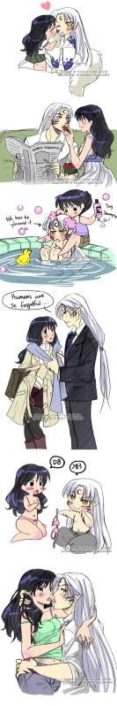 Images I Like :: _SessKag__Everyday_Love_by_YoukaiYume.jpg picture by remermaid - Photobucket