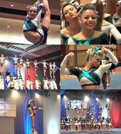 cheer extream senior elite <3