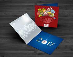 """Check out new work on my @Behance portfolio: """"Damons - cartão de felicitações para o ano novo."""" http://be.net/gallery/45747653/Damons-cartao-de-felicitacoes-para-o-ano-novo"""