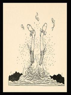 Scan Dump - Sketchbook & Scrapbook