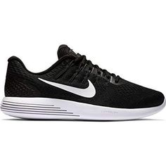 new product 3fef8 4d616 NIKE Mens Lunarglide 8 Running Shoe Black WhiteAnthracite     Read more at  the