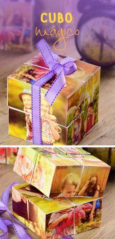 Si tienes un regalo en puerta y quieres dar algo original pero a la vez económico esta idea es perfecta, te sorprenderá el resultado.