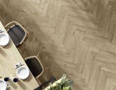 Parquet and Wood Effect Tiles Parquet Flooring, Kitchen Flooring, Floors, Ceramic Floor Tiles, Tile Floor, Olympia Tile, Wood Effect Tiles, Herringbone Tile, Tile Design