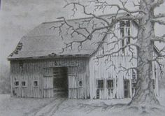 Easy Pencil Drawings Landscape | 30+ Wonderful And Amazing Pencil Drawings