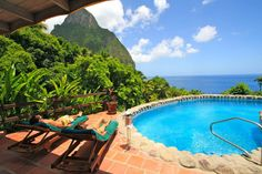 My wife and I stayed in this exact villa at Stonefield in St. Lucia for our honeymoon. It was amazing. Nothing better than your own private pool overlooking the mountains and ocean. A truly beautiful place. Hope to take her back there for our 10th anniversary in 2015.
