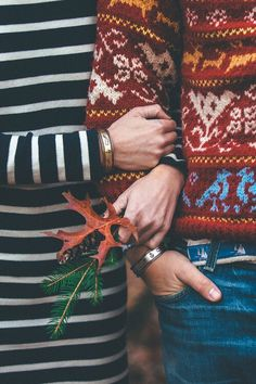 Introducing the Kiel James Patrick Whalers Cuff Photo Couple, Love Couple, Autumn Photography, Photography Poses, Christmas Photo, Christmas Pjs, Autumn Day, Autumn Inspiration, Happy Fall