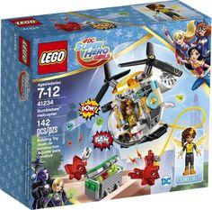 41234 LEGO DC Super Hero Girls Bumblebee Helicopter
