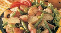 ... - Potatos on Pinterest | Potato Salad, Potatoes and Bean Salads