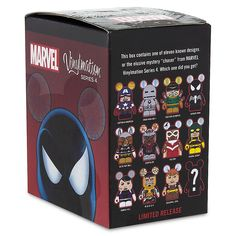 And The Marvel Series 4 Vinylmation Chaser Is?